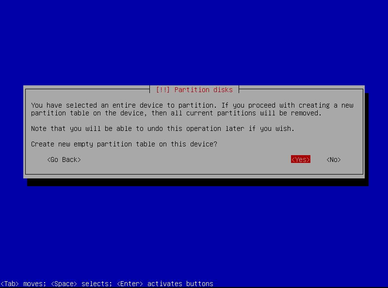 13b partition setup manual